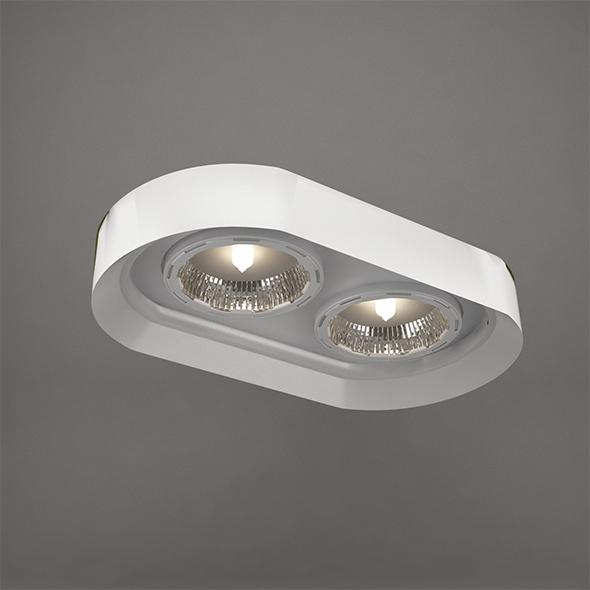 Led Spot - 3DOcean Item for Sale