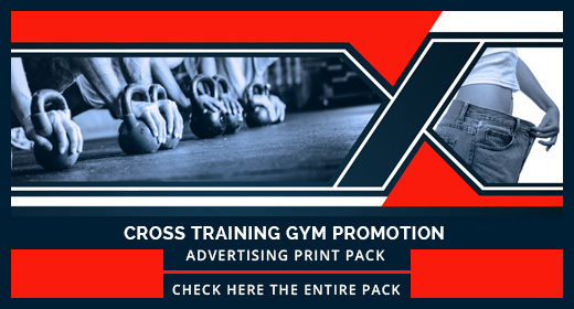 Crosstrain Gym Promotion Pack