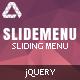 SlideMenu - jQuery Responsive Sliding Menu
