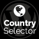WordPress Country Selector (Miscellaneous) Download