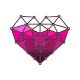 Pixel Love - Poly Love Logo