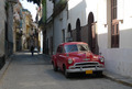 Picture of a old american car in Havana, Cuba - PhotoDune Item for Sale