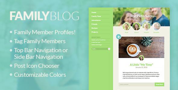 11 - Family Blog