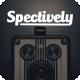 Spectively - Elegant & Simple WordPress Blog Theme