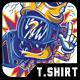 KING T-Shirt Design