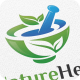 Nature Herb - Logo Template