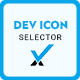 Dev Icon Selector | Redux Framework Extension