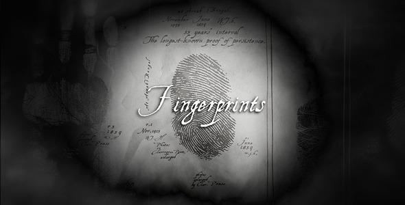 VideoHive Fingerprints 1587709