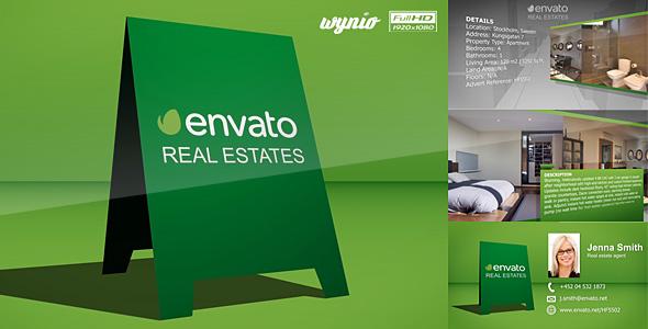Download Real Estate Teaser nulled download