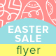 Easter Sale Flyer