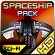 Spaceship Pack 28