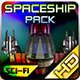 Spaceship Pack 29