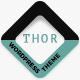 Thor  - Responsive Creative Portfolio WordPress Theme