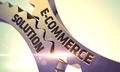 E-Commerce Solution Concept. Golden Cog Gears.