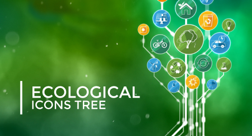 Ecological icons tree