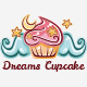 Dreams Cupcake Logo