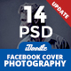 Facebook Photography Covers - 14 PSD