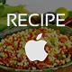 Multi Purpose Recipe Template for iOS