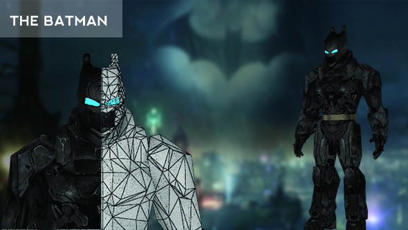 3DOcean Batman Suite 15872611