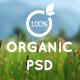 Oladice - Organic Farm PSD Template