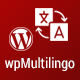 wpMultilingo - Automatic Website Translator for WordPress