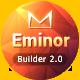 Eminor - Responsive Email + MailBuild Online