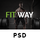FITWAY - Gym & Fitness
