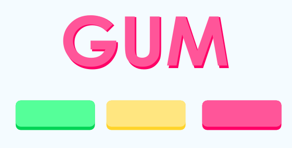 Download GUM - Html5 Mobile Game - android & ios