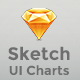 Simple UI Charts - Sketch