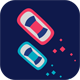 2 Cars - HTML5 Mobile Game