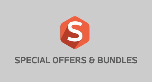 Special Offers & Bundles 2016