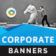 HTML5 Corporate Banners - GWD - 7 Sizes(NF102)