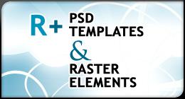 PSD & RASTER