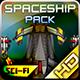 Spaceship Pack 33