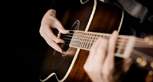Acoustic Guitar and Latin