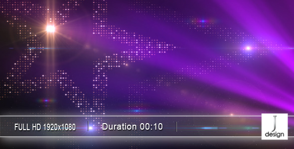 [VideoHive 459506] shining Star Background | Motion Graphics