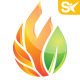 Eco Flame Logo