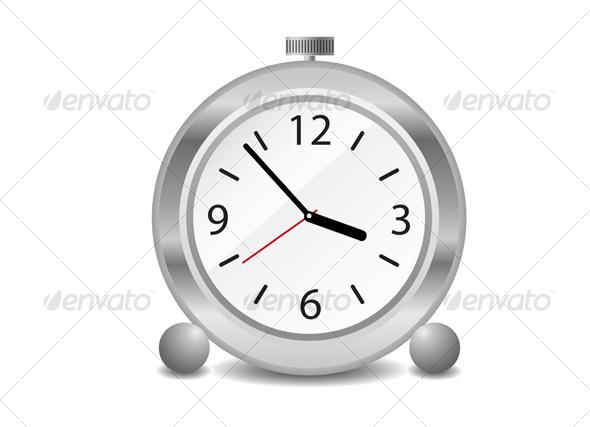 GraphicRiver Clock icon 62373