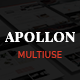 Apollon - Creative MultiPurpose WordPress Theme