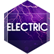 Electric Light Backgrounds Vol.1
