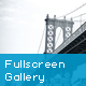 jQuery Resizable FullScreen Gallery Plugin