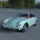 Porsche 356 Convertible HDRI