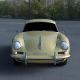 Porsche 356 Coupe HDRI