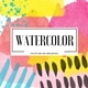 30 Watercolor Brushes