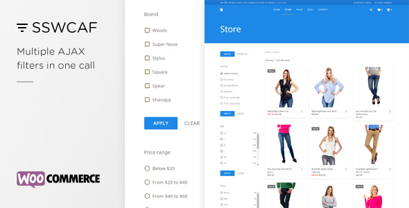 Download SS WooCommerce Ajax Filters nulled download