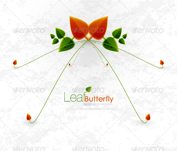 Abstract floral background - Nature Conceptual