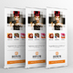 Pixel Photography Roll-up Banner