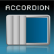 Horizontal and Vertical Accordion Rounded Corners  - ActiveDen Item for Sale