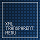 Xml Transparent Menu - ActiveDen Item for Sale