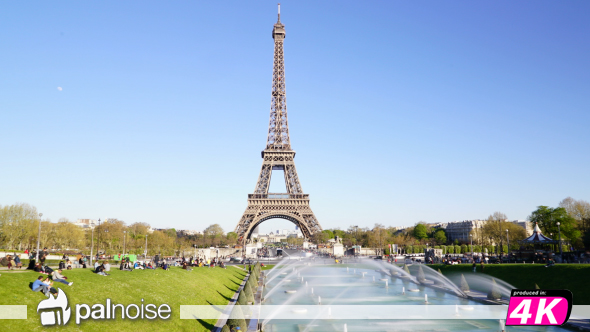 Download EIffel Champs Mars Day, Paris France nulled download